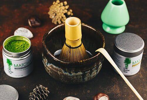 Оптовые поставки японского чая